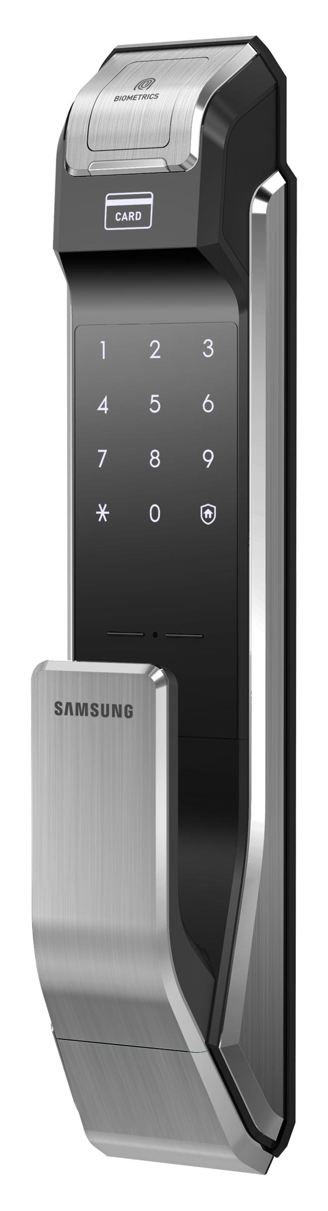 Sam Shsp718lmken Samsung Smart Doorlock Sdl